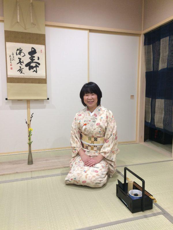 お茶の頂き方教室 @ 呉服 ささや | 多治見市 | 岐阜県 | 日本